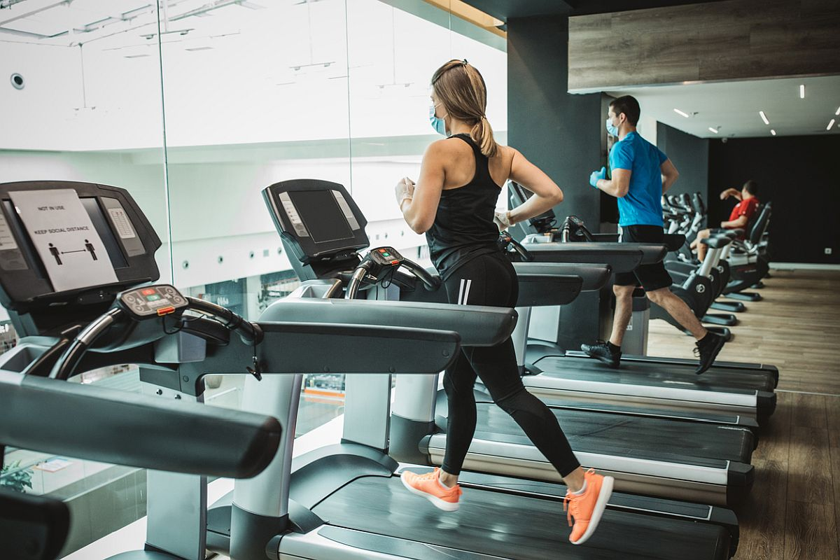 people working out in gym; gym owners speak out