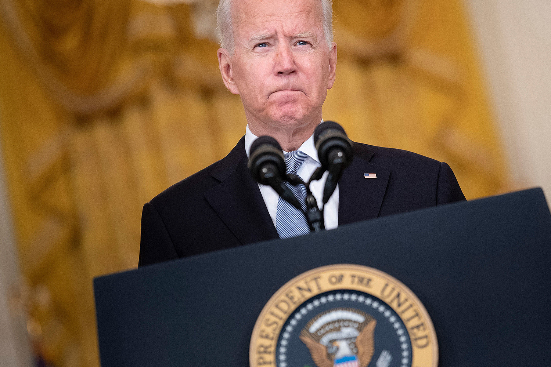 President Joe Biden; Biden blame Afghanistan