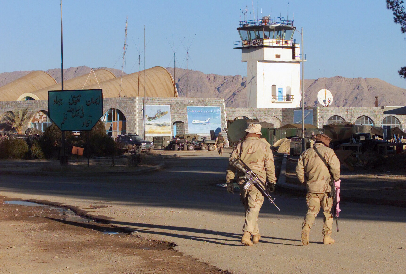 Marines in Afghanistan; Kabul terror attacks