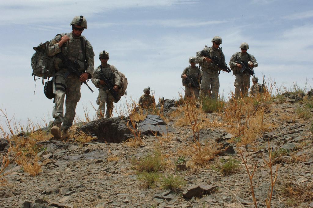 U.S. Army in Afghanistan; Afghanistan general