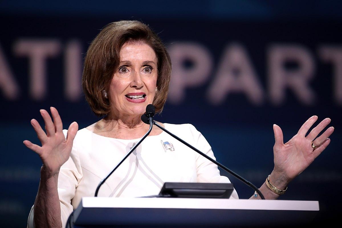 House Speaker Nancy Pelosi; Pelosi blocked names